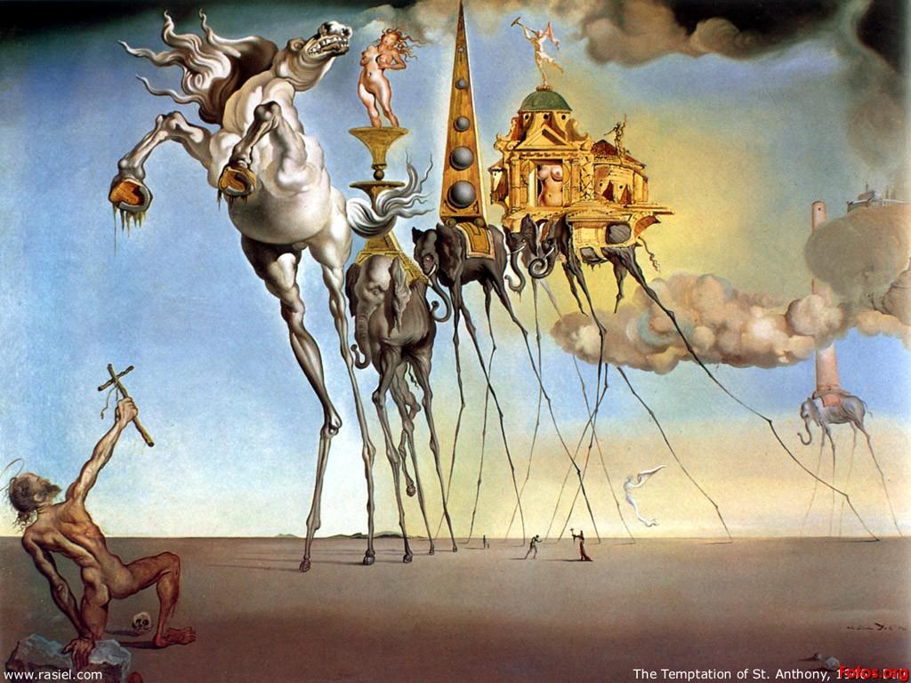 Salvador Dali'nin Gerçeküstü Serüveni – Onur Keşaplı