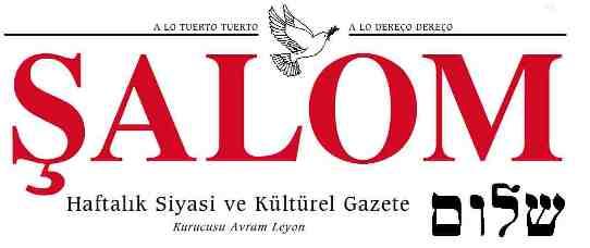 """Tufan Erbarıştıran Şalom Gazetesi'nde """"Havra Sokağı"""" üzerine yazdı"""