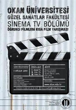 """""""Özgür"""" Öğrenci Filmleri Kısa Film Yarışması'nda finale kaldı"""