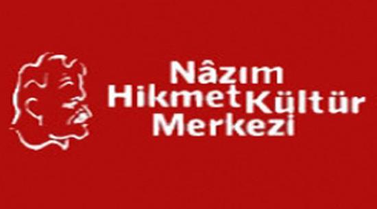 Atölye çalışmalarımız İzmir Nazım Hikmet Kültür Merkezi'nde