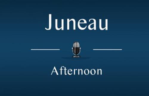 Jno Didrickson Juneau Afternoon programına konuk oldu