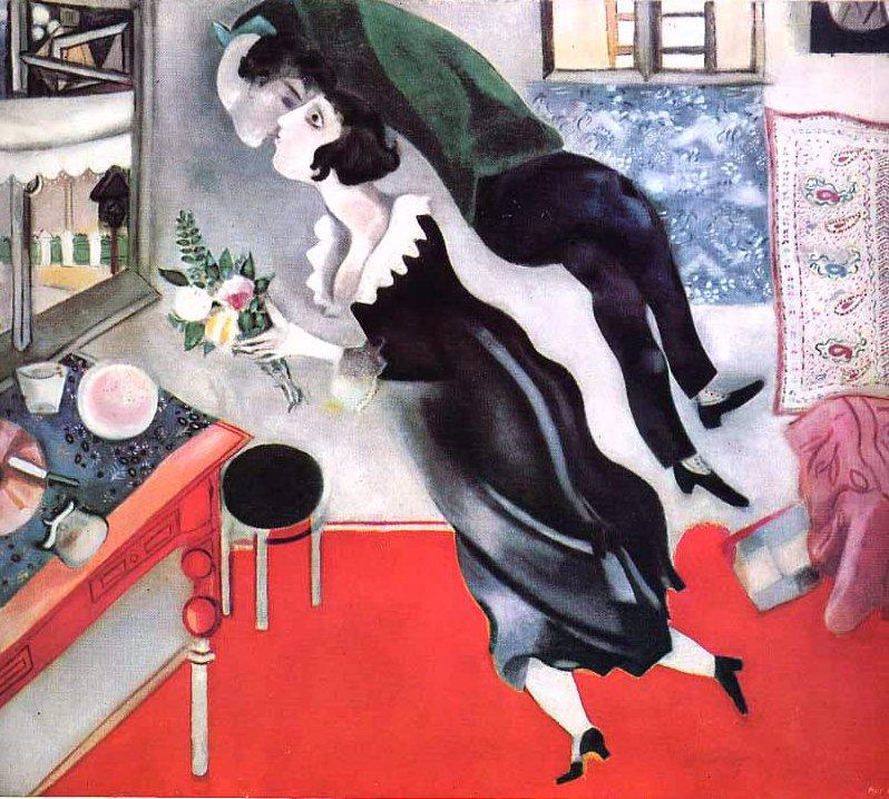 Chagall'ın Büyüleyici Dansı – Ümran Bulut