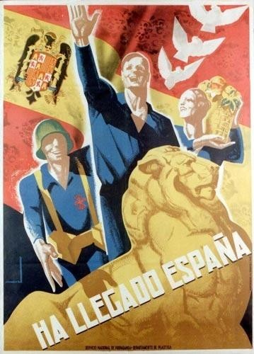 İspanya'da Franco Dönemi ve Propaganda Afişleri – Fırat Tunabay