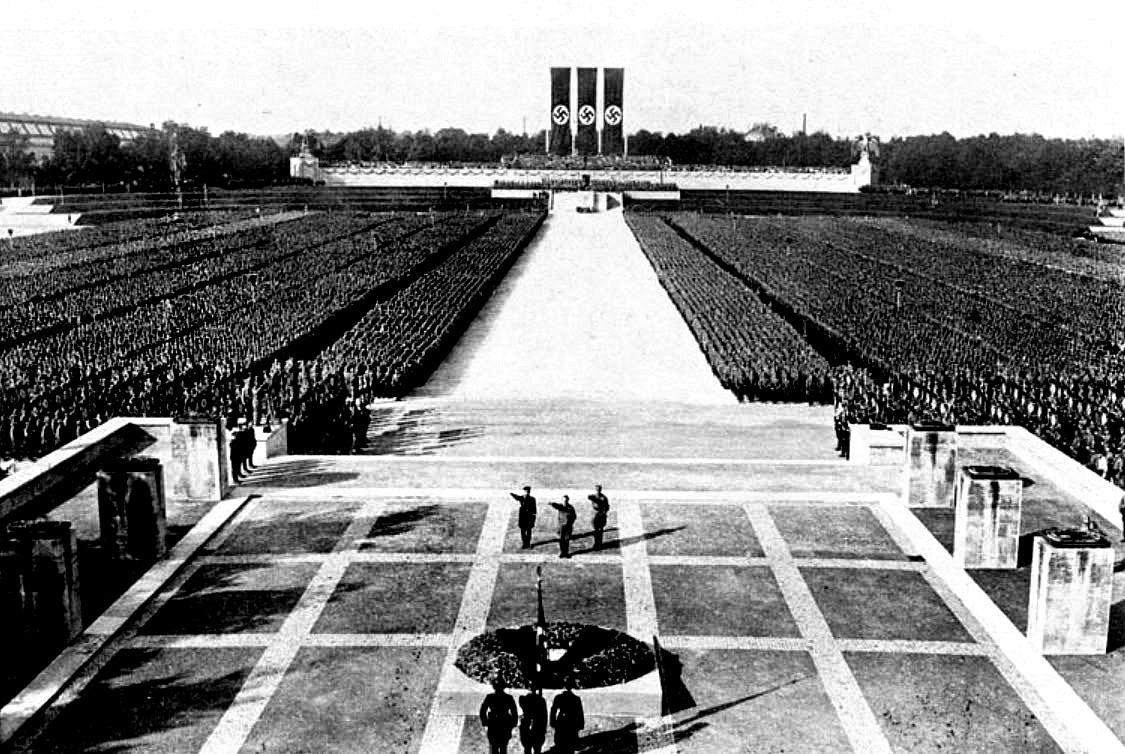 Nazi Almanya'sı ve Faşist İtalya'da Faşist Sinema Estetiği – Onur Keşaplı