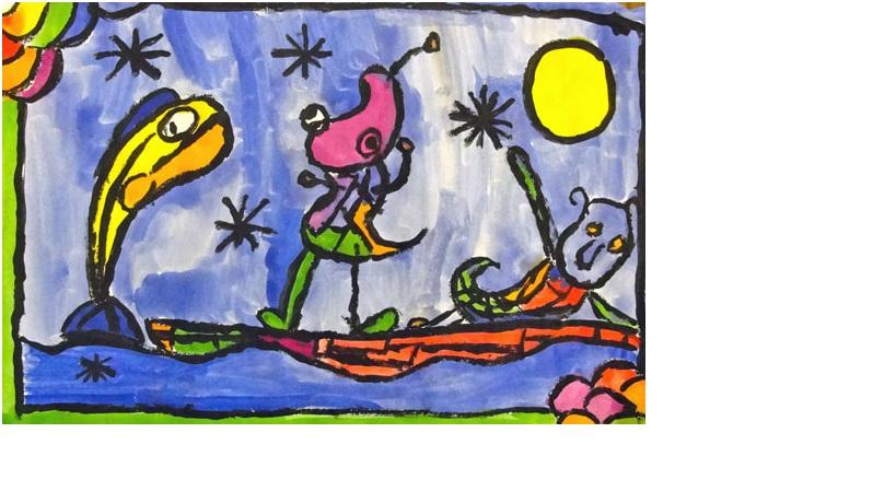 Çocuk ve Sanat Dosyası İçin Çocuklara Çağrı