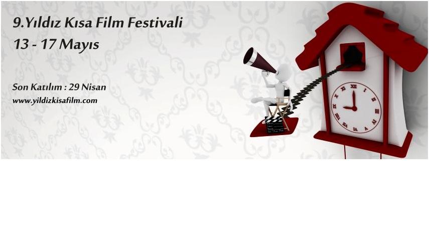 """Azizm Yapımı """"Göründüğü Gibi Değil"""" ve """"Soluş"""" 9. Yıldız Kısa Film Festivali'nde"""