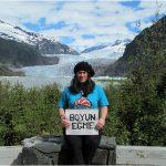 Özgür Keşaplı Didrickson, Direniş'i Alaska'dan Selamlıyor!