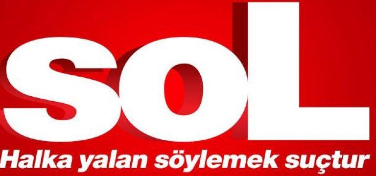 Sol Gazetesi – 14 Kasım 2013