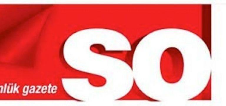 Sol Gazetesi – 4 Mayıs 2014
