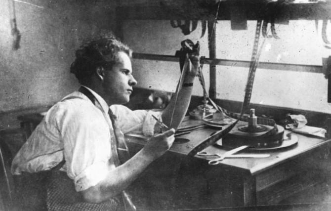 Sovyet Sosyalist Cumhuriyetler Birliği'nde Sinema – Onur Keşaplı