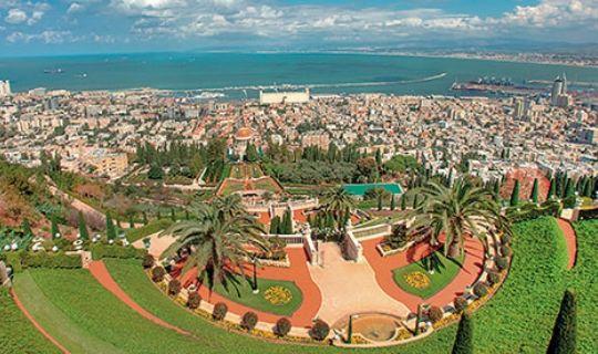 Selin Süar Şalom'da Yazdı: Barış Kenti Hayfa