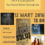 Azizm Yapımı Kısa Filmler Pan Görsel Kültür Derneği'nde