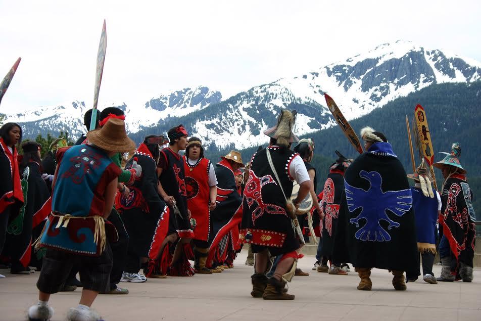 Özgür Keşaplı Didrickson Sol'da Yazdı: Türk, Kızılderili, Tlingit, insan…