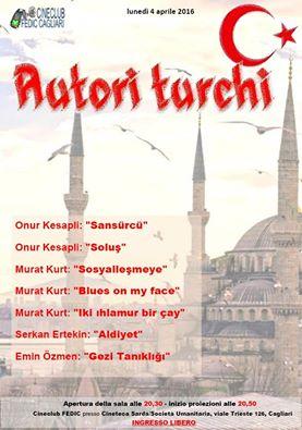 """Onur Keşaplı'nın Yönettiği """"Soluş"""" ve """"Sansürcü"""" İtalya'da Gösterimde"""