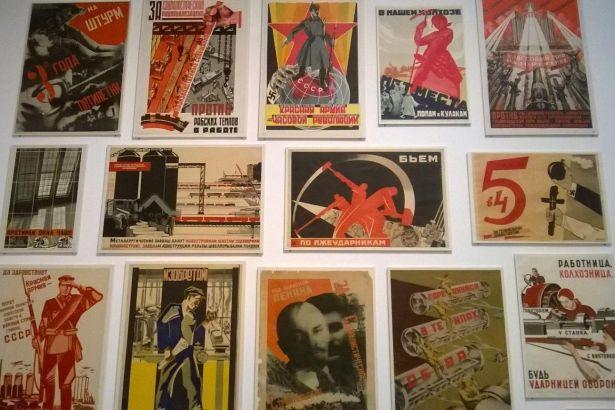 """Azizm Sanat E-Dergi'nin """"Sovyetler ve Sanat"""" 95. sayısı soL'da"""
