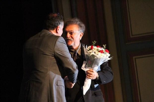 Ankara Tiyatro Festivali'nden Tamer Levent'e Onur Ödülü