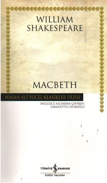 Kitapçı: William Shakespeare – Macbeth