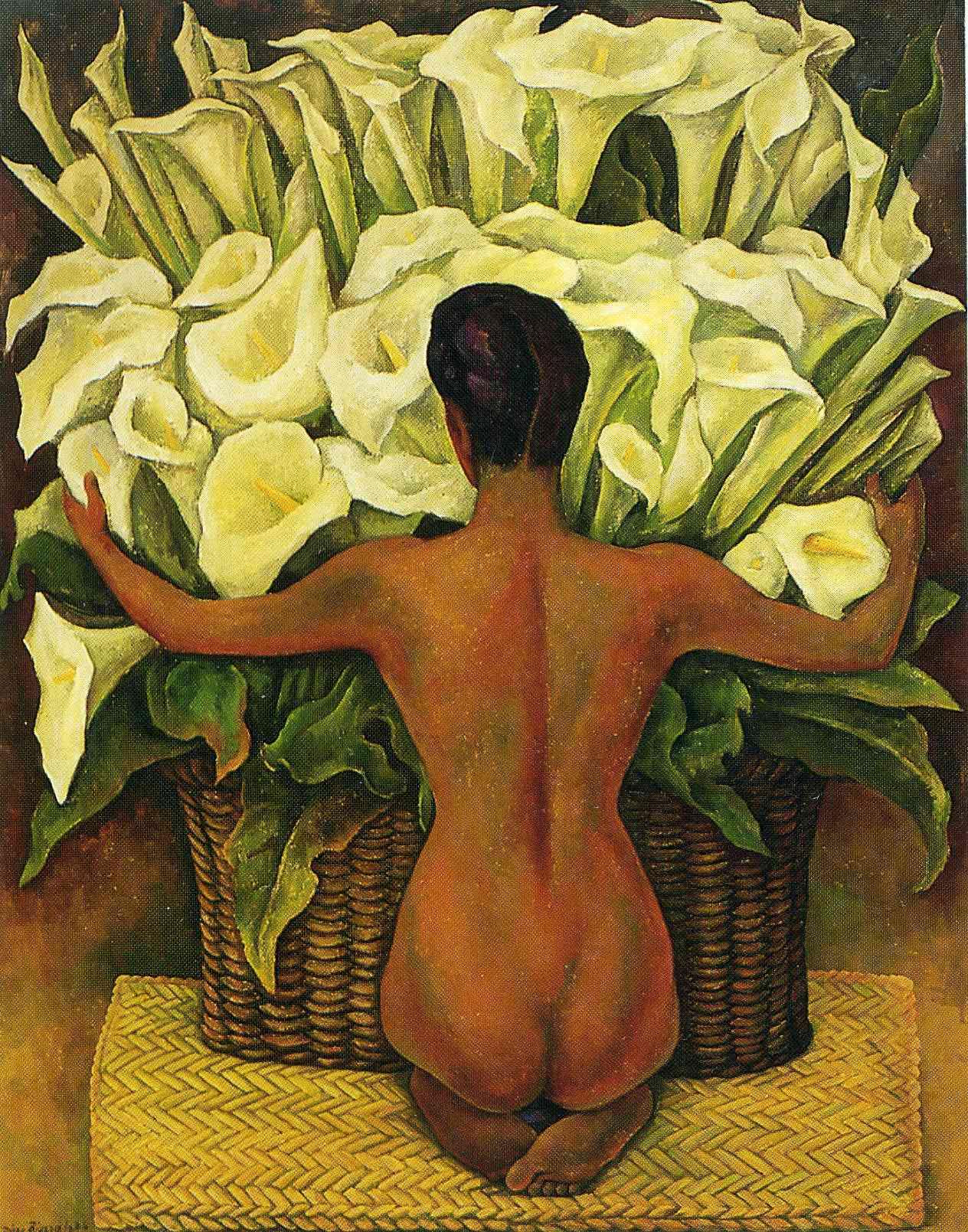 """Diego Rivera'nın Çıplağını Kapaklaştıran 107. Sayımız Issuu Tarafından """"Sakıncalı"""" Bulundu"""