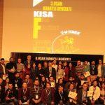 Uşak Kanatlı Denizatı Kısa Film Festivali'nin Ödülleri Sahiplerini Buldu