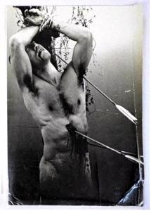 11. Aziz Sebastian duruşuyla Mishima 1970