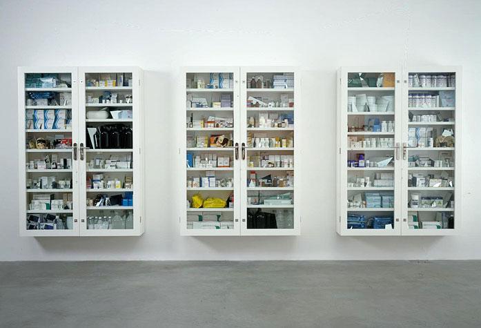 4. Damien Hirst Sanat Yok Mektup Yok Toplum Yok