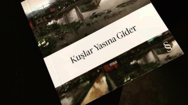 Kitapçı: Hasan Ali Toptaş – Kuşlar Yasına Gider