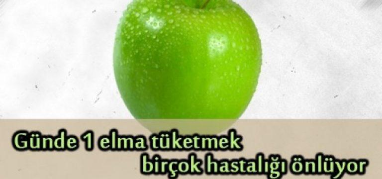 Kızılcık Sopası: Elmayı da, dilimizi de tüketmeyelim