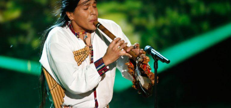 Müzikçi: Leo Rojas – El Condor Pasa
