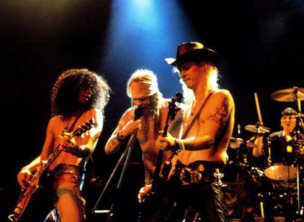 Müzikçi: Guns N' Roses – You Could Be Mine