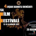 4.Uşak Kanatlı Denizatı Kısa Film Festivali Başvurularınızı Bekliyor: Son Başvuru Tarihi 25 Kasım!