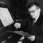 Müzikçi: Dmitri Şostakoviç – Piyano Konçerto No.1, Op. 35