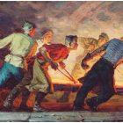 """Sosyalist Gerçekçilik: """"Büyük İnsanlık"""" Sanatını Arıyor - Efe Eğilmez"""
