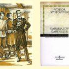 Kitapçı: Dostoyevski – Karamazov Kardeşler