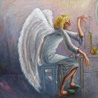 Şanslı Doğmayanın Şiiri - Adel Gece Demir