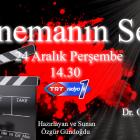 """TRT Radyo'da """"Sinemanın Sesi""""nin Bu Haftaki Konuğu Yönetmen Onur Keşaplı"""