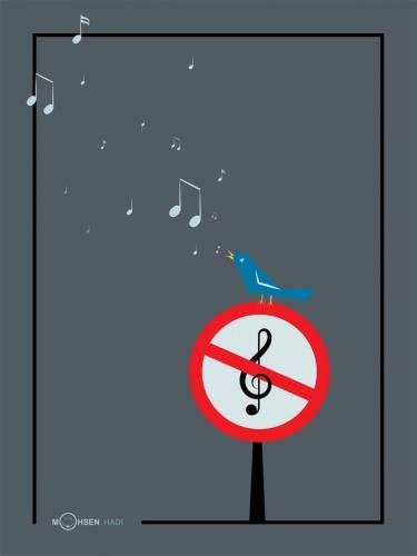 Müzik devam ediyor